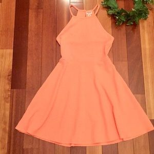 Mossimo Peach Dress